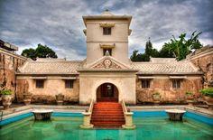 Water palace, Yogyakarta
