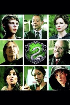 Once Upon a Time meets Harry Potter Slytherin House- Robbie Kay/ Peter Pan my Slytherin Prince! Once Upon A Time Funny, Once Up A Time, Best Tv Shows, Best Shows Ever, Favorite Tv Shows, Captain Swan, Captain Hook, Hogwarts Houses, Slytherin House