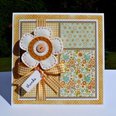 Scrapbooking cards - ideas for mother's day #scrapbooking #cards.