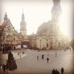 #Dresden #sunset #Germany #travel #tours #viatorius www.your-perfect-germany-trip.com