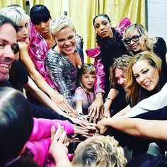 This is not just a concert it's an event!   P!NK (Alecia Beth Moore) Fanclub  https://ift.tt/2uNVxEO