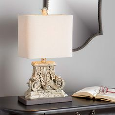 Found it at Joss & Main - Melanie Table Lamp