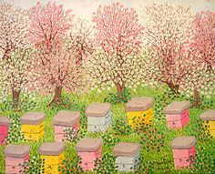 The Bees of Spring by Vesna Tanceva