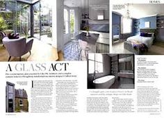 Hotel Interior Design Magazine Layout