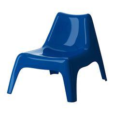 IKEA PS VÅGÖ Sillón - azul  - IKEA