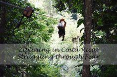 Travel Thursday: Ziplining in Costa Rica