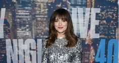 The Stir-Dakota Johnson Ditches Anastasia's Bangs for New 'Cosmo' Cover (PHOTO)