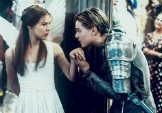 Romeo + Juliet (one of my favorite movies of all time)