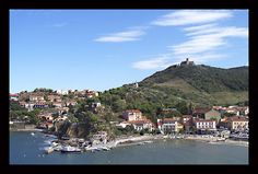 Bay of Collioure through the eyes of Zolive