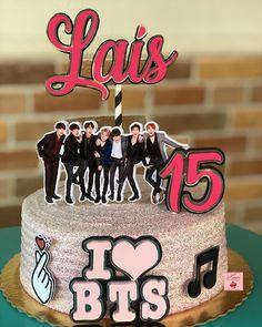 Bts Happy Birthday, Army's Birthday, Happy Birthday Cake Topper, Birthday Parties, Bts Cake, Bts Birthdays, Bachelorette Gifts, Bts Merch, Its My Bday