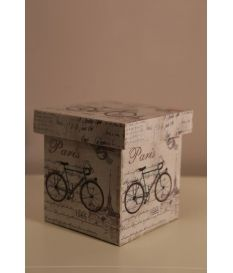 "Caja madera ""Paris"""