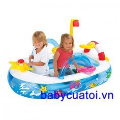 Thuyền hơi, phi thuyền INTEX 48660