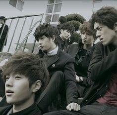 "The flower boys of ,""Shut Up Flower Boy Band"""