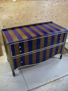 hand painted chairs | ... Nautical Chest Makeover Painted Furniture – Painted Furniture