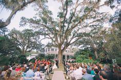 Intimate Florida Plantation Wedding Wedding Real Weddings Photos on WeddingWire Wedding 2015, Wedding Day, Wedding Gallery, Wedding Photos, Day Of My Life, Ceremony Decorations, Vows, Photo Credit