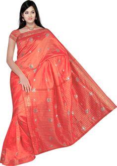 Indian-Embroidery-sequance-Art-Silk-Sari-saree-Curtain