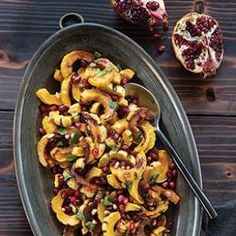 Honey-Glazed Roasted Delicata Squash is the perfect stunning side for  your Thanksgiving table.