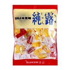 味覚糖純露120g10袋入