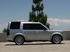 Dream Car - 2005 Land Rover LR3
