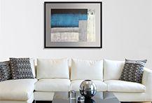 Photo to art prints on aluminum.