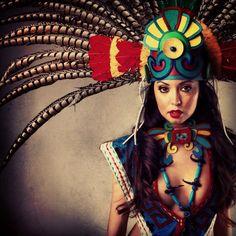 aztec prince and princess costume - Recherche Google