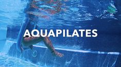 Best Swimming Workouts, Workouts For Swimmers, Swimming Pool Exercises, Swimming Drills, Full Body Gym Workout, Pool Workout, Gym Workout Videos, Gym Workouts, Water Aerobics Routine