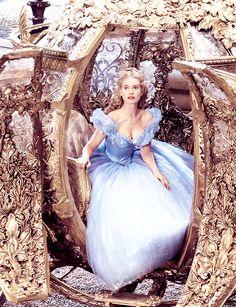 """Cinderella you shall go to the ball!"""