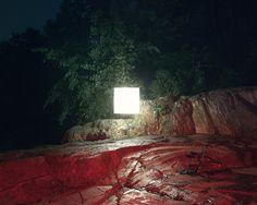 Alternatives Landscapes by Benoit Paillé, via Behance
