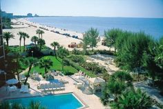 St. Pete's Beach in St. Pete's, Florida!