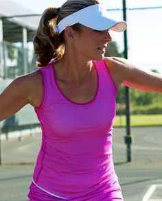 Put a spin on your classic tennis top with the Jofit Net Worth Tank, a perfect balance of strength and femininity! #golf #tennis #ootd #lorisgolfshoppe