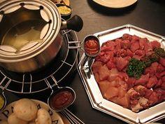 How to Do Meat Fondue