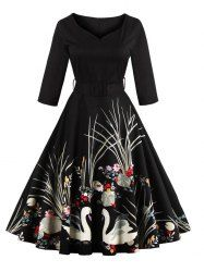 Vintage Dresses & Retro Dresses Cheap Online | Gamiss