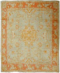 a perfect gray: oriental rugs