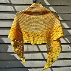 Meadow Grass Shawl By Heidi Alander - Free Knitted Pattern - (ravelry) - fingering weight
