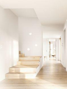 Idee Decoration Interieur Minimaliste Couloir