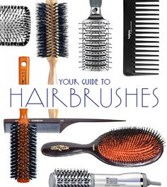 The Best Hair Brush For Every Hair Type - Daily Makeover