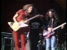 """Lynyrd Skynyrd """"Free Bird"""" (live 1976)"""