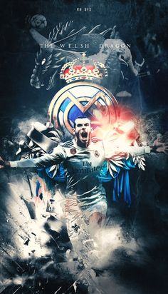 Real Madrid Images, Real Madrid Wallpapers, Real Madrid Football Club, Real Madrid Players, Gareth Bale, Best Football Players, Soccer Players, Football Fans, Cristiano Ronaldo Cr7