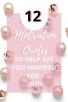 2020 is coming if you are feeling unmotivated for the New Year. Here are Motivational Quotes for 2020 that will inspire you to do better. Motivational Quotes For Success, Inspirational Quotes, Types Of Motivation, Learn From Your Mistakes, Quotes About New Year, You Can Do Anything, Starting Your Own Business, Marketing, Positive Mindset