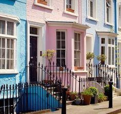 Notting Hill: mucho más que Portobello