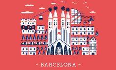 BARCELONA Daniele Simonelli - App Great Little Places