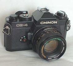 チノン CHINON CE-4 http://camera-wiki.org/wiki/Chinon_CE-4