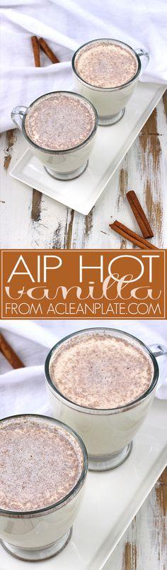 Vanilla Coconut Milk recipe from A Clean Plate