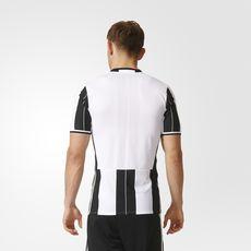 adidas - Men's Juventus Home Authentic Jersey