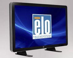 "Elo 4600L 46"" widescreen HD touchscreen computer business office presentation  #Elo"