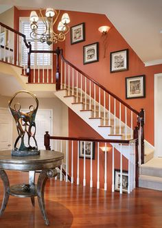 8 Young Hacks: Bedroom Remodel On A Budget Furniture kids bedroom remodel light fixtures.Bedroom Remodel Ideas Ikea Hacks bedroom remodel on a budget furniture.Bedroom Remodel On A Budget Hardwood Floors. Living Room Orange, Paint Colors For Living Room, Orange Dining Room, Wall Colors, House Colors, Style At Home, Orange Accent Walls, Living Room Remodel, Living Rooms