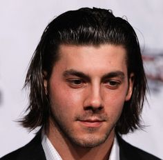 Can't you decide how style your hair for formal looks or special occasions? In our gallery you will find These Day's Most Popular Slicked Back Hairstyles. Medium Long Hair, Medium Hair Cuts, Medium Hair Styles, Long Hair Styles, Mens Hairstyles 2014, Cool Hairstyles, Hairstyle Men, Hot Hockey Players, Slicked Back Hair