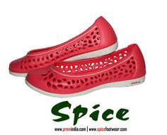 High fashion footwears for her from SPICE