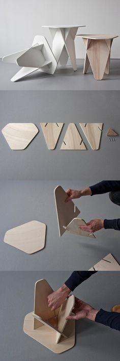 Diseño de muebles hechos a mano