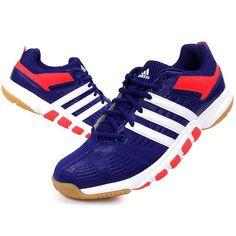 wholesale dealer b67f6 57c5e adidas Quick Force 5 Unisex Badminton Shoes Racquet Racket Blast Purple  B44327